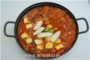 韓國料理泡菜火鍋