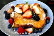 Brioche French Toast with Mixed Berries and Mascarpone $115