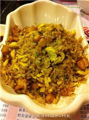 米胡椒雞粒炒飯炒飯