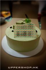 SIMPLYLIFE抹茶口味蛋糕
