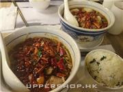 人來人往的江山薈京川滬菜館