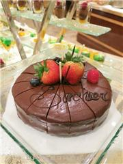 雜莓芝士蛋糕