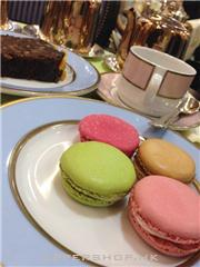 Ladurée  Tea Room 下午茶