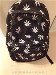 HUF backpack mishka tee