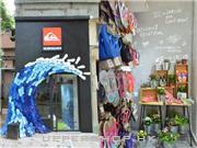 發現一家不錯的沙灘拖鞋店