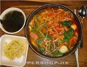 韓式湯麵酸辣真夠味