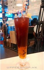 百香桑椹果甜品