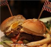 牛肉漢堡超值