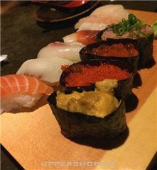 松壽司拼盤