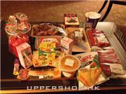 節日期間準備的食品
