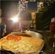 地道的韓式海鮮餅