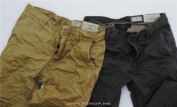 allstaints 日本布料高密度硬身布褲 now $399 !