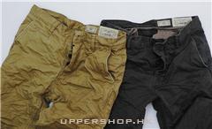 特別引入英國人氣 allstaints 日本布料高密度硬身布褲
