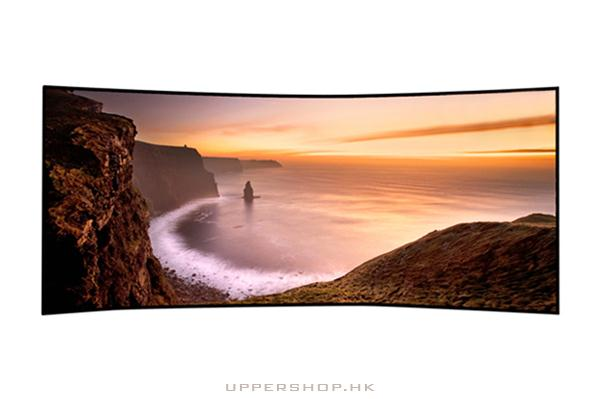 Samsung 將會推出105″ Curved UHD TV