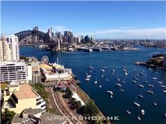 sydney harbour view