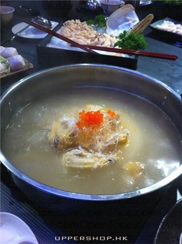魚翅雞湯底