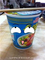naughty CUP NOODLE