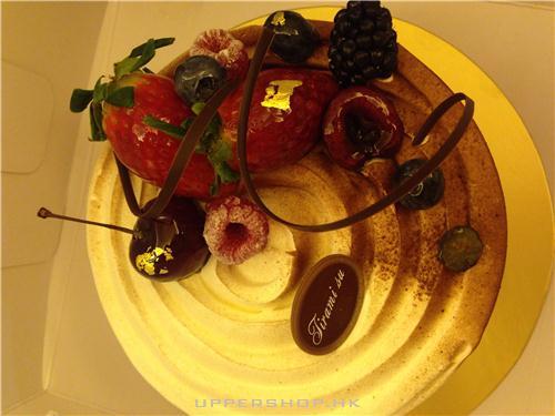 Tony Wong cake