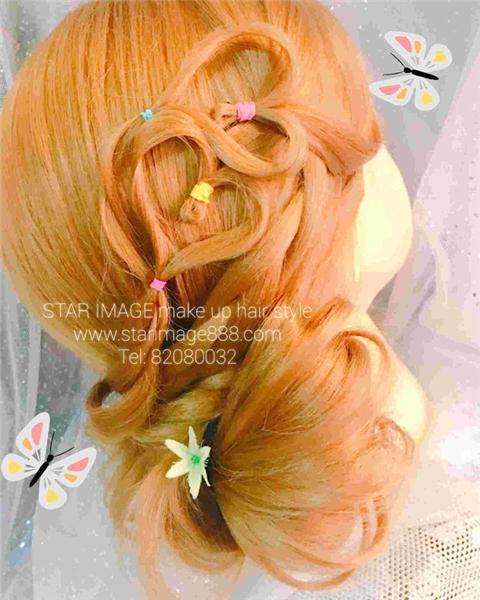 「HKHAIR」Tel:82080032,新娘髮型, set頭, 鬢辮課程,紮髻教學,紮髻課程,髮型課程,新娘髮型課程,新娘髮型教學,香港髮型課程