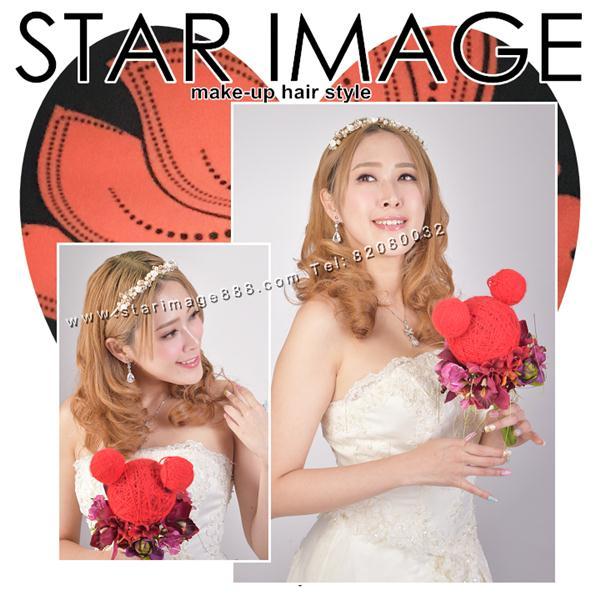 「#HKWEDDING」Tel:82080032,新娘化妝,新娘化妝造型 香港九龍旺角