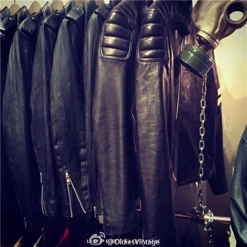 Oldies Vintage Fashion皮衣開倉