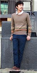 秋季毛衣男性朋友不可缺少