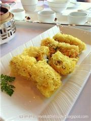 香港三星級中式點心美食龍景軒
