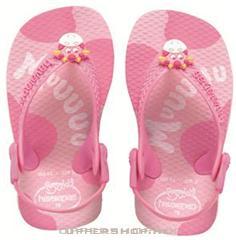 Havaianas紅色拖鞋