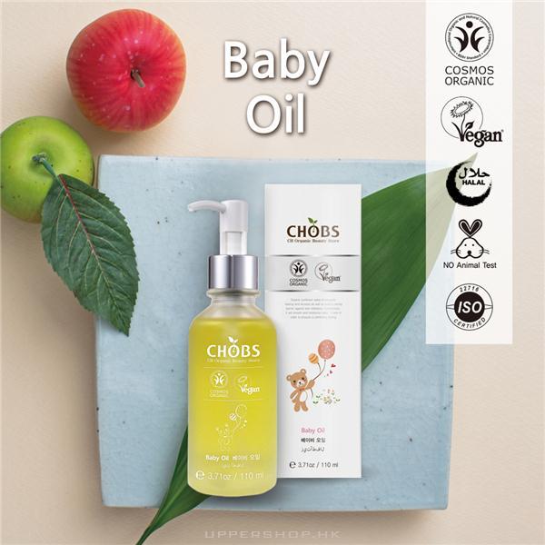 (CHOBS) 嬰兒潤膚油