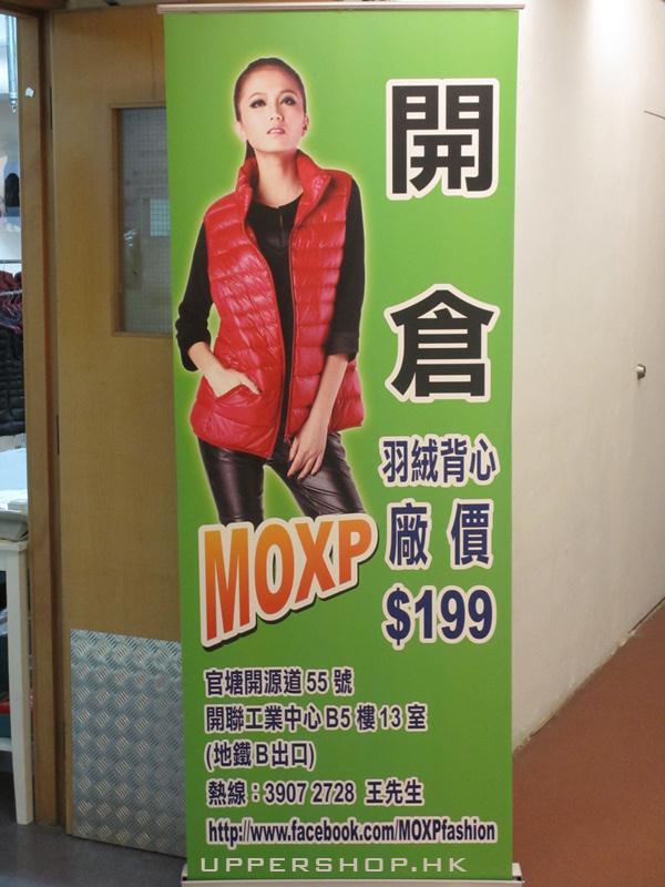 MOXP fashion