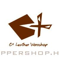 C+Leather workshop