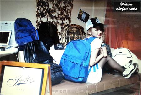 INTERFOOL   backpack 專門店 (HK)      http://www.interfool.com/