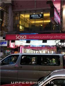 Heels Ladies Shoes