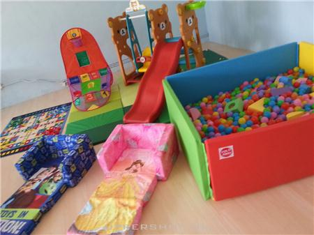 PlaySpace parties & event creation