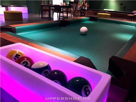 Player11 Poolsoccer x Poolbowling