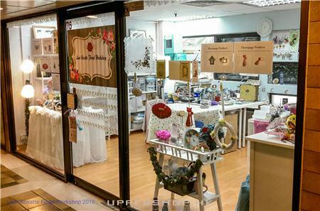 Lace Rosette Floral Workshop