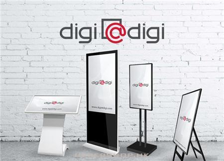 Digi@Digi | Digital Signage Service 廣告機 | 租售 管理 制作