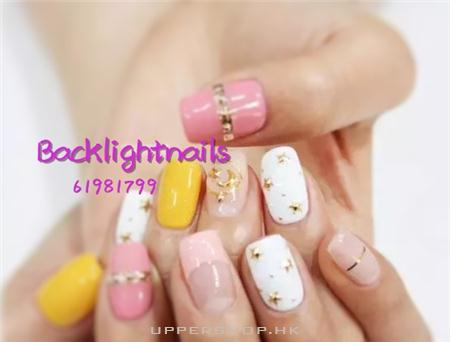 Backlightnails 逆光美甲