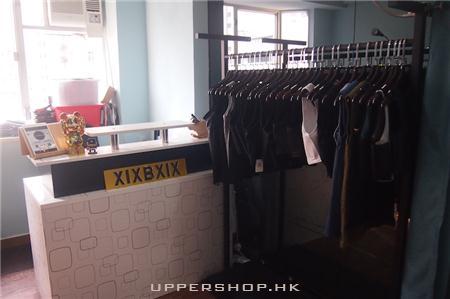 XIXBXIX 台灣束胸 小版男裝店