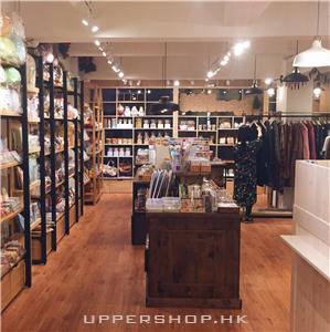 Uppacase銅鑼灣店
