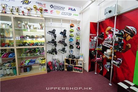 卓嘉單線滾軸溜冰專門店