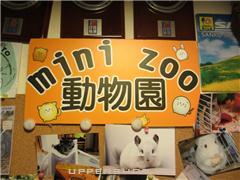 Mini Zoo 動物園