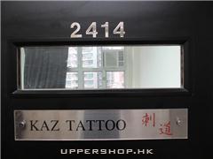 刺道Kaz Tattoo