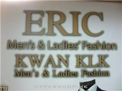ERIC & KWAN KLK Men's & Ladies Fashion
