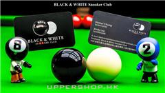 Black & White Snooker Club