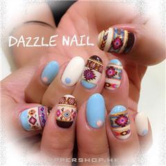 Dazzle Nail