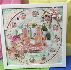 Sweet Memories Scrapbook