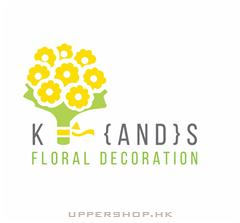 K AND S floral decoration