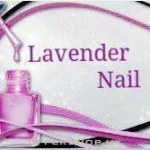 Lavender Nail