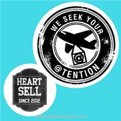 Attention X Heart Sell 美國日本代購轉運市集